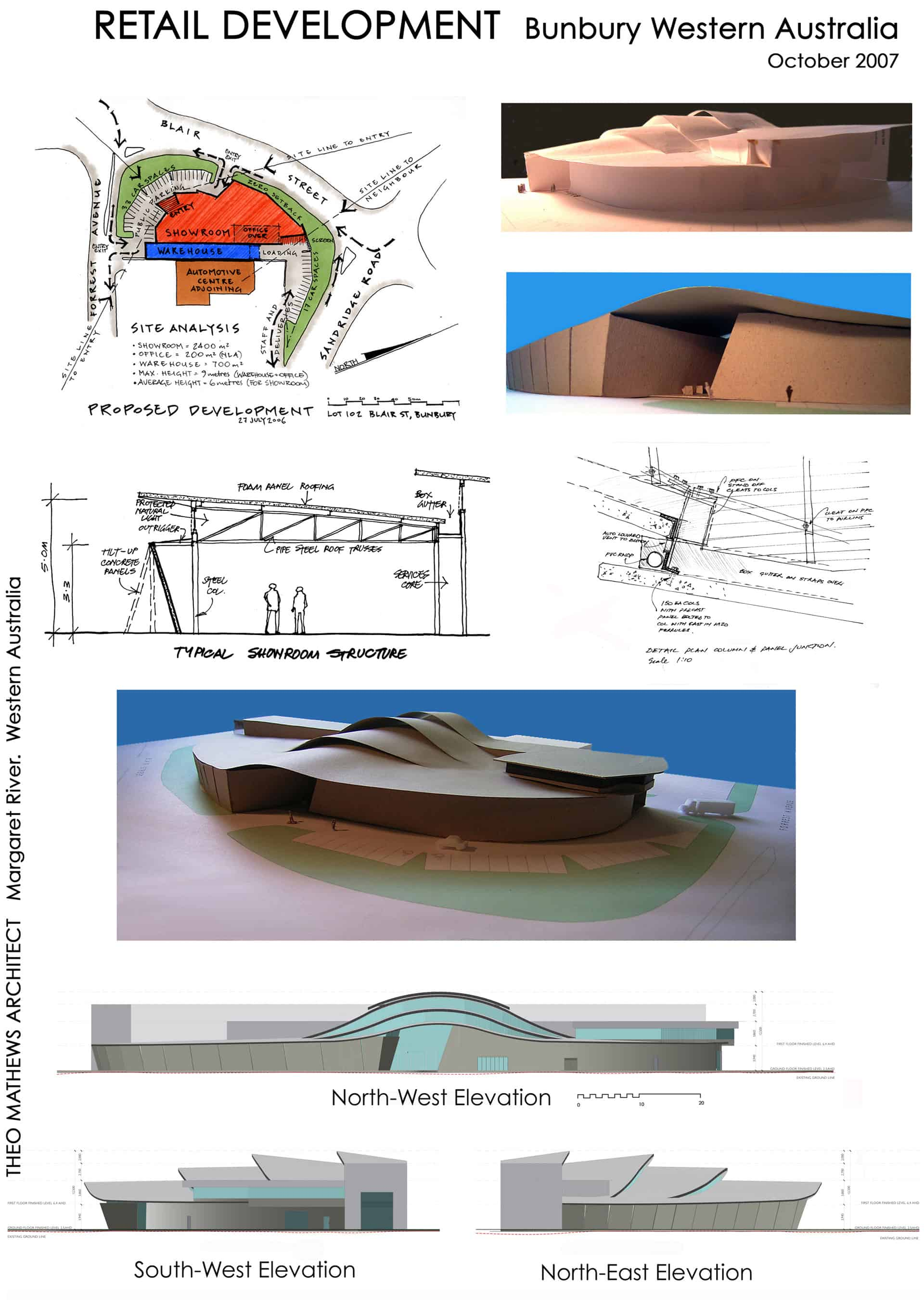 Architectural Sketches